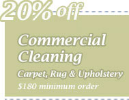 Cleaning Coupons | 20% off commercial cleaning | CITICLEAN