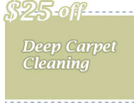 Cleaning Coupons | $25 off deep cleaning | CITICLEAN