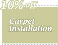 Cleaning Coupons | 10% off carpet installation | CITICLEAN