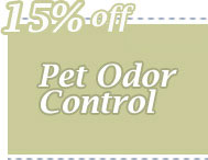 Cleaning Coupons | 15% off pet odor control | CITICLEAN