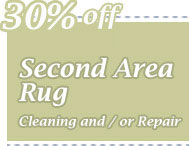 Cleaning Coupons | 30% off second rug cleaning or repair | CITICLEAN