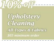 Cleaning Coupons | 10% off upholstery cleaning | CITICLEAN